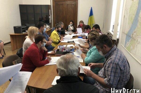 На местные выборы Николаев поделили на 7 округов: во всех районах по два округа, в Корабельном - один   Корабелов.ИНФО