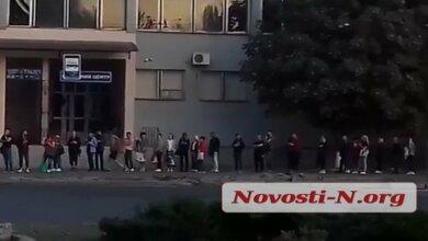 Жители Корабельного района больше часа в очереди ждут маршрутку. ВИДЕО | Корабелов.ИНФО