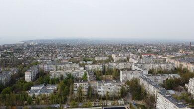 Корабельный район города Николаева
