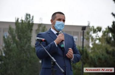 Главу Николаевской ОГА Стадника, заболевшего коронавирусом, перевели в реанимацию   Корабелов.ИНФО
