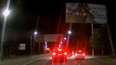 Появилось видео, как «Шкода» сбила пешехода в Корабельном районе | Корабелов.ИНФО