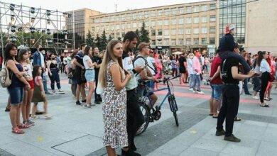 Photo of Росту заболевания COVID-19 в Николаеве послужило празднование Дня молодежи