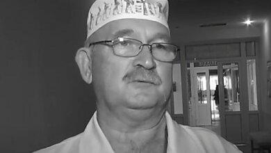 Photo of В Николаеве от коронавируса умер заведующий хирургическим отделением БСМП Владимир Куриляк