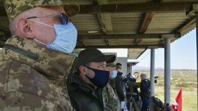Зеленский посетит Николаевскую область во время международных военных учений   Корабелов.ИНФО