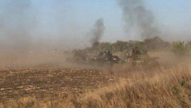 Зеленский прибыл в Николаевскую область на военные учения (Видео) | Корабелов.ИНФО