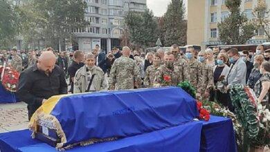 Photo of В Николаеве попрощались с курсантами Померанцевым и Олабиным, погибшими при крушении Ан-26