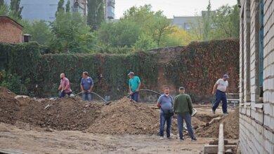 Photo of Для строительства новой «инфекционки» в Корабельном районе привлекли дополнительные бригады