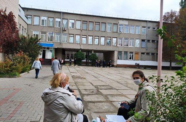 Николаевца с младенцем не пустили на участок проголосовать   Корабелов.ИНФО image 3