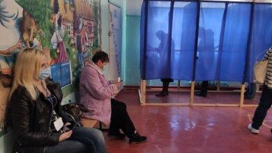 выборы, УИК в школе №33