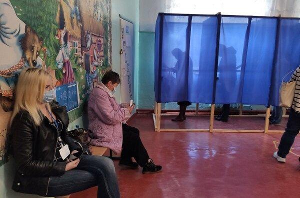 Явка на местных выборах почти вдвое ниже, чем во время парламентских в 2019 году, — «Опора»   Корабелов.ИНФО