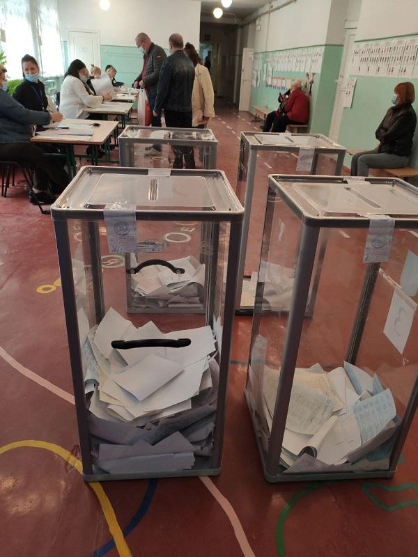 Николаевца с младенцем не пустили на участок проголосовать   Корабелов.ИНФО image 1