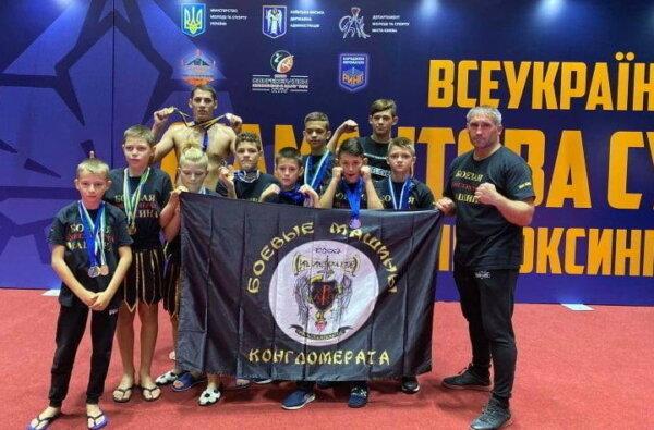 Юные николаевцы завоевали 30 медалей Всеукраинской Брилиантовой супер-серии по Кикбоксингу WKA | Корабелов.ИНФО image 5