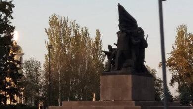 Николаев, памятник ольшанцам