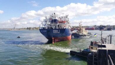Photo of На заводе «Океан» модернизировали турецкое судно и удлинили его на 24 метра