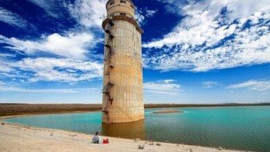 Photo of В водохранилищах аннексированного Крыма остался критический запас воды