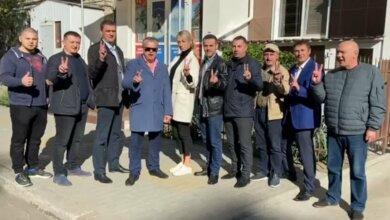 Photo of «300 николаевцев» сообщили, что поддерживаюткандидата в мэры Татьяну Домбровскую (видео)