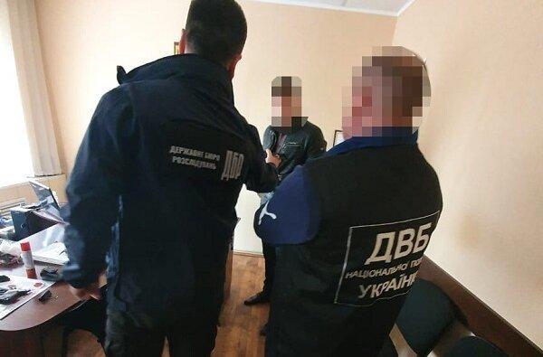 ГБР вручило подозрение главе Витовского отделения полиции по делу об избиении администратора криптофермы   Корабелов.ИНФО