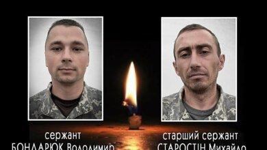 Photo of В николаевской 36-й бригаде назвали имена морпехов, которые погибли во время ночного обстрела боевиков