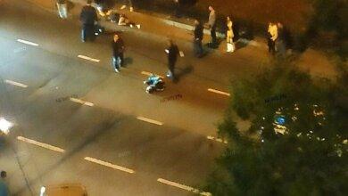В Николаеве «Форд» сбил двух парней и скрылся. Машину нашли через час без водителя. Видео 18+ | Корабелов.ИНФО image 2