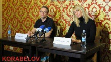 Денис Денисенко и Татьяна Домбровская