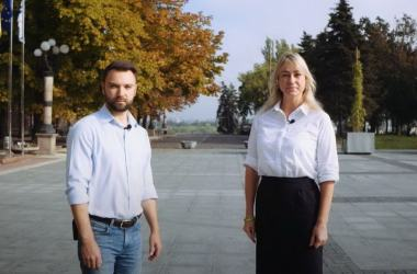 Дмитрий Суслов и Татьяна Домбровская