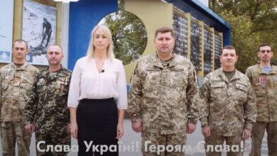 Photo of «Я горжусь вашим мужеством!», — Татьяна Домбровская поздравила с Днем защитника Украины (видео)