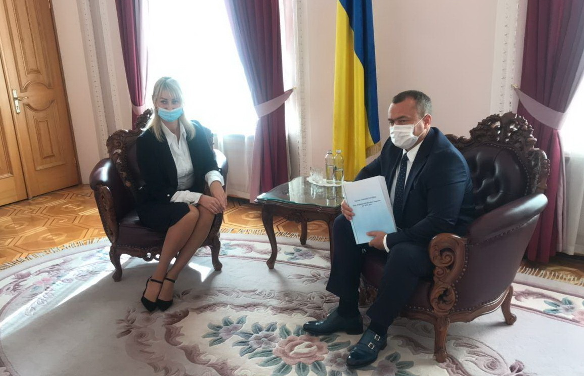 Домбровская и,Аристов - о строительстве объездной дороги в Николаеве