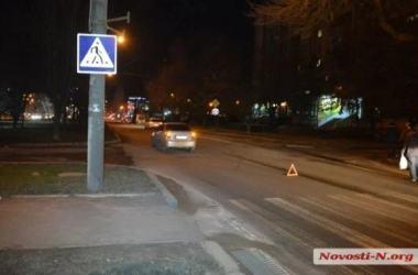 Водитель получил условный срок за то, что сбил на переходе жительницу Николаева, которая в итоге стала инвалидом   Корабелов.ИНФО