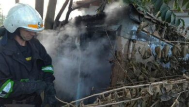Photo of При пожаре в Корабельном районе погиб мужчина