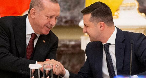 Зеленский заявил о совместном с Турцией производстве беспилотников   Корабелов.ИНФО