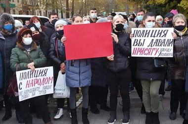 В Николаеве предприниматели протестуют против введения локдауна, о котором говорят в Кабмине | Корабелов.ИНФО image 3
