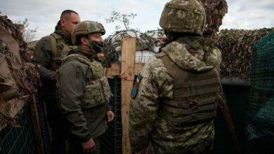 Photo of Зеленский на передовой: Освободим Донбасс, как Украину от нацистов