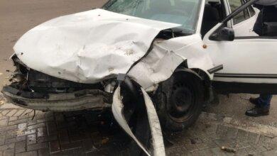 Photo of В Николаеве на проспекте столкнулись три автомобиля