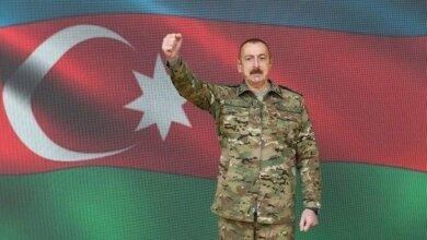 Photo of Президент Азербайджана объявил о взятии города в Карабахе