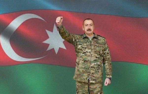 Президент Азербайджана объявил о взятии города в Карабахе | Корабелов.ИНФО