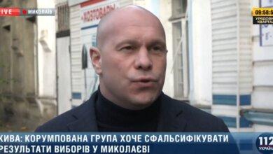 Photo of «Результаты голосования в Николаеве обжалуем и добьемся пересчета голосов», — Кива
