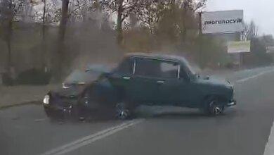 Photo of Видео утреннего ДТП в Корабельном районе, в котором пострадали трое