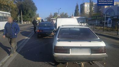 Photo of На проспекте Богоявленском водитель Mazda спровоцировал тройное ДТП