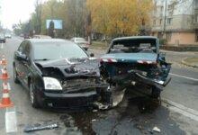 Photo of В Корабельном районе столкнулись ВАЗ и «Опель» — пострадали три человека
