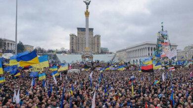 Photo of В Украине отмечают День достоинства и свободы