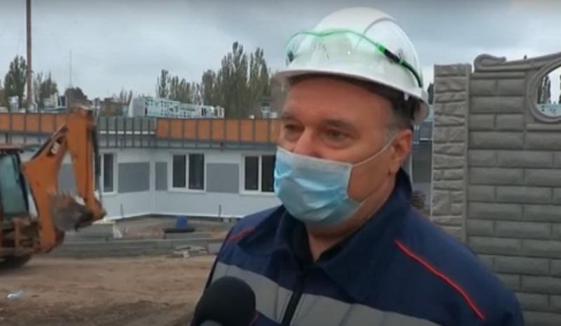 """Сидоров и стройка """"инфекционки"""" в Корабельном районе"""