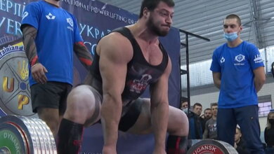 Photo of Богатырь из Николаева стал Чемпионом Европы по пауэрлифтингу (Видео)