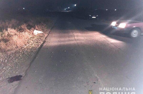 Водій збив чоловіка у Вітовському районі та втік з місця пригоди   Корабелов.ИНФО