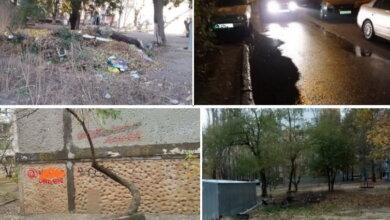 бардак в Корабельном районе Николаева