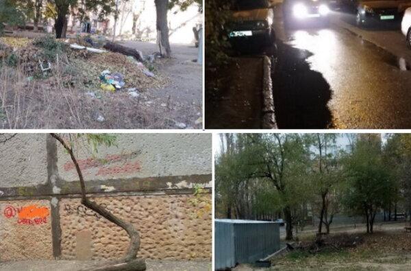 Жители Корабельного жалуются на бардак в районе и бездействие местных властей   Корабелов.ИНФО image 8