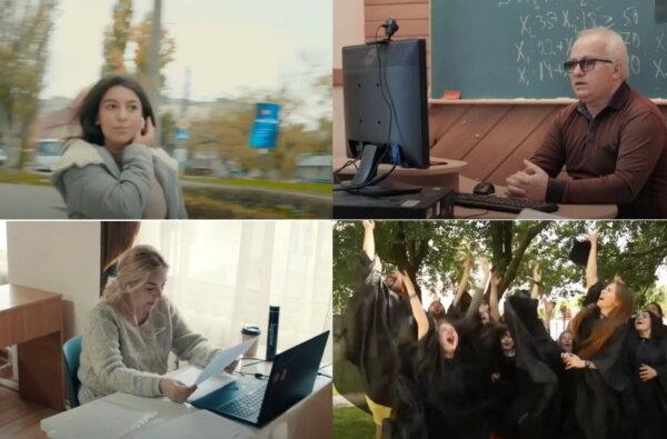 Студенты Николаева подготовили конкурсный ролик об обучении во время пандемии (видео) | Корабелов.ИНФО