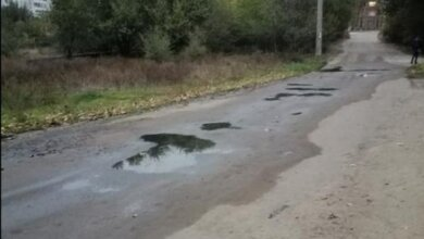 канализационные стоки у областного призывного пункта