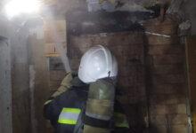 Photo of В Николаеве из-за неправильной эксплуатации печи горел жилой дом