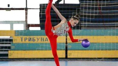 Юні гімнастки з Корабельного району вдало виступили на всеукраїнському фестивалі | Корабелов.ИНФО image 1