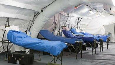 В Николаеве откроют первый в Украине мобильный госпиталь для больных COVID-19   Корабелов.ИНФО
